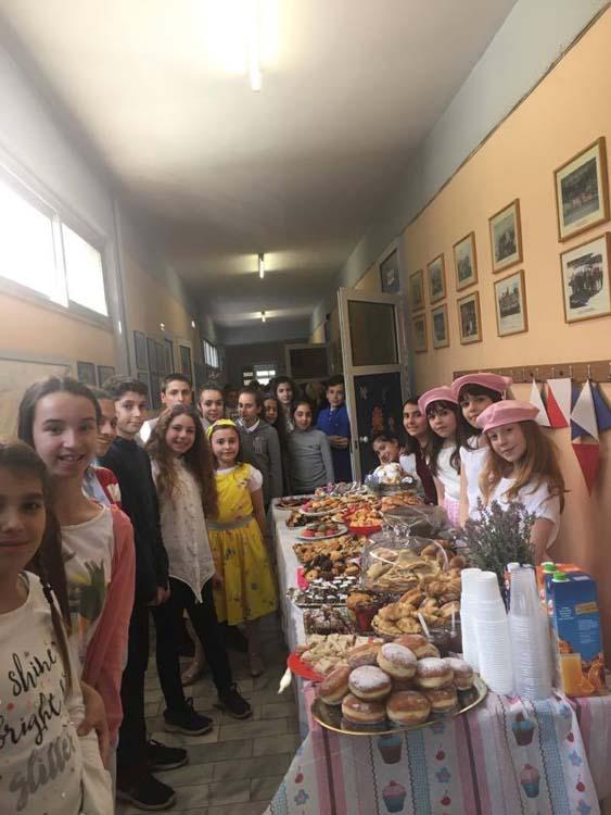 Αγγλική ποίηση, Γερμανικά κείμενα και Γαλλοφωνία στο Ελληνικό Κολέγιο Θεσσαλονίκης