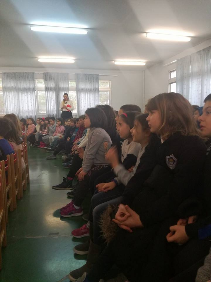 Πρόγραμμα Φιλαναγνωσία για τους μαθητές του Νηπιαγωγείου