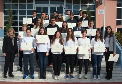 Το Ελληνικό Κολλέγιο Θεσσαλονίκης στη Διάσκεψη των  Ηνωμένων εθνών στο Παρίσι