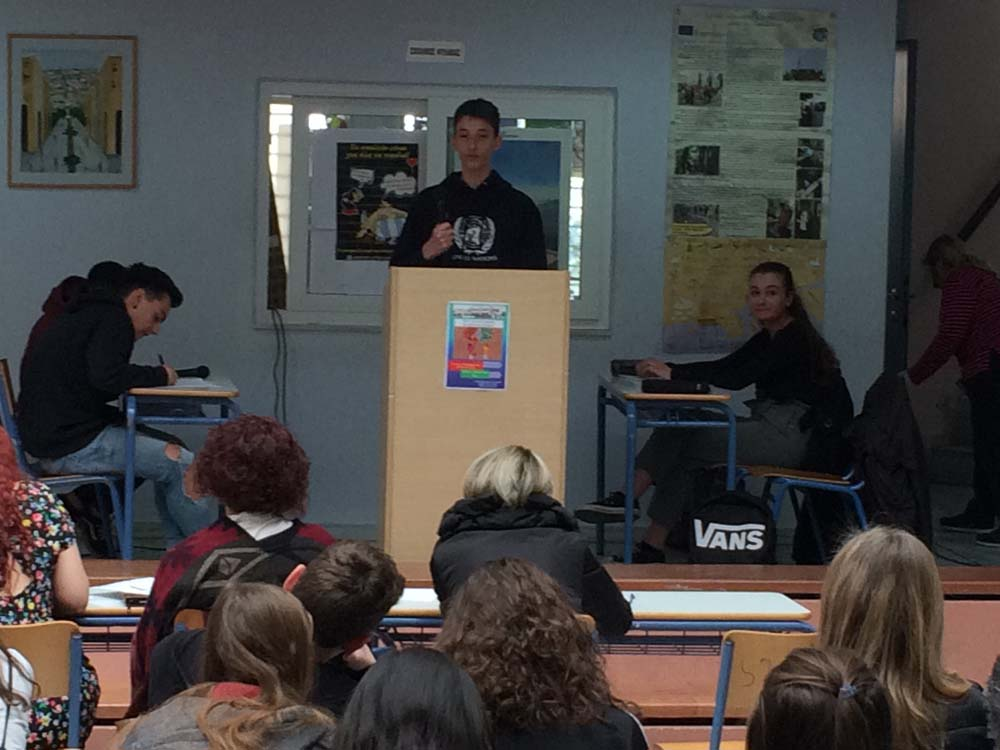 Μεγάλη επιτυχία του Ελληνικού Κολλεγίου στους  2ους Αγώνες Ρητορικής στην Αγγλική Γλώσσα