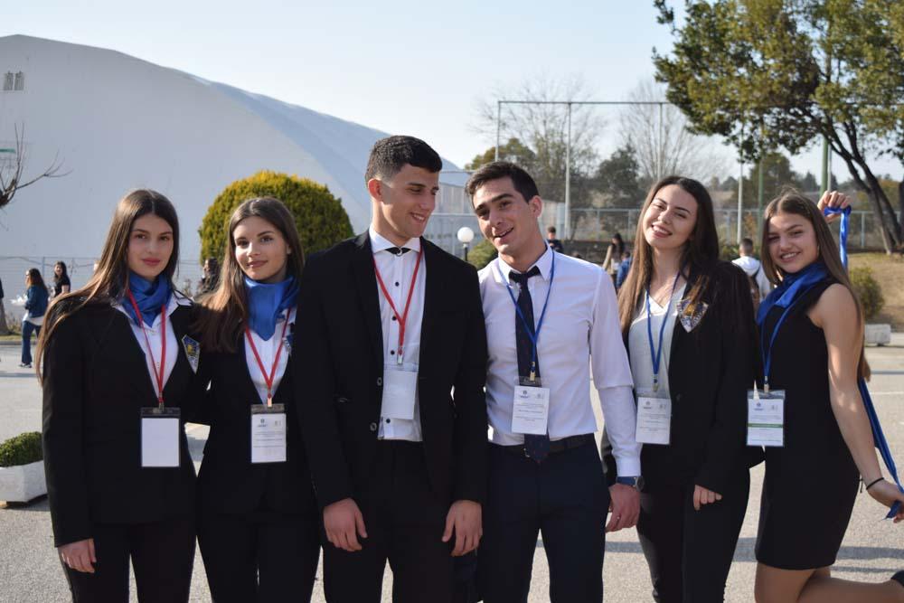 5<sup>o</sup> Μαθητικό Συμπόσιο Λυκείων Κεντρικής Μακεδονίας