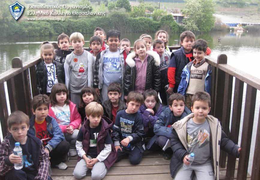 Εκπαιδευτικός Οργανισμός Ελληνικό Κολλέγιο Θεσσαλονίκης - Δημοτικό