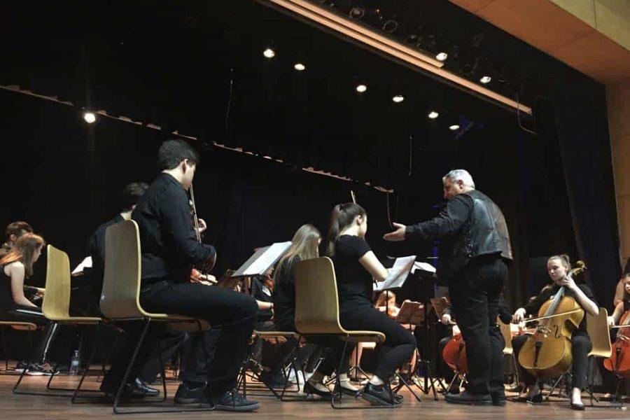 Εκπαιδευτικός Οργανισμός Ελληνικό Κολλέγιο Θεσσαλονίκης Ορχήστρα