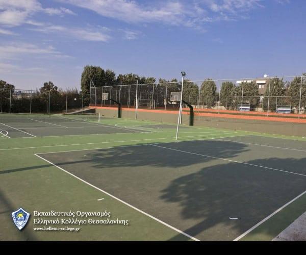 Ελληνικό Κολλέγιο Θεσσαλονίκης - Εγκαταστάσεις